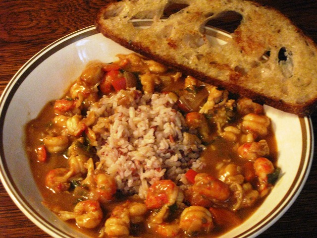 how to cook crawfish etouffee