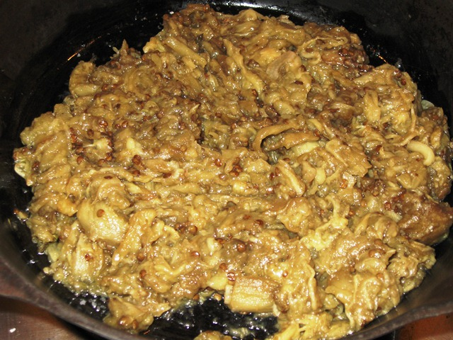 Eggplant And Grilled Onions Rv Cajun Cooking