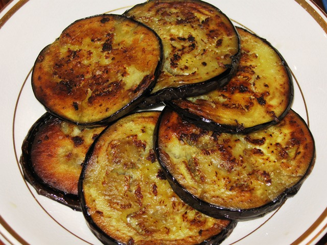 ... Cooking » Blog Archive » Grilled Eggplant and Artichoke Sandwich