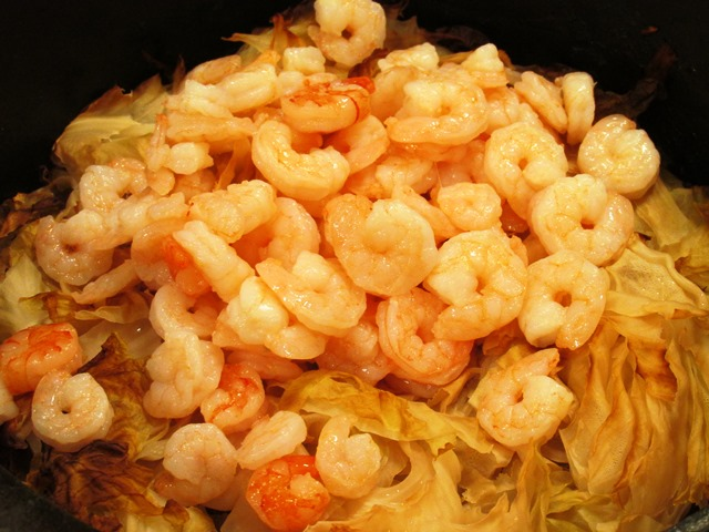 ... Archive » Creole Shrimp and Cabbage Jambalaya – New Year's Day