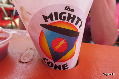 The Mighty Cone