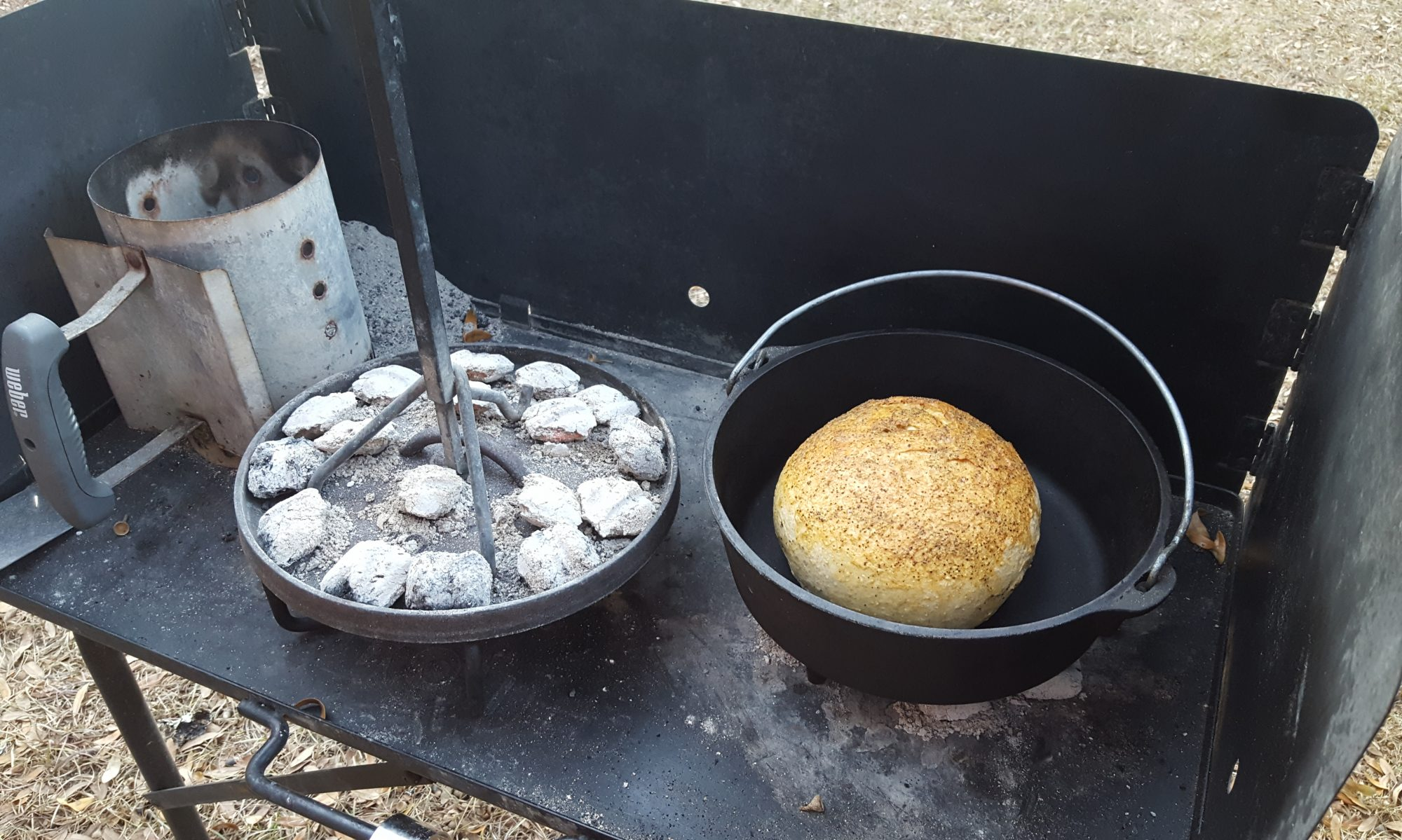RV Cajun Cooking